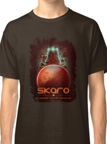 Travel To... Skaro! Classic T-Shirt