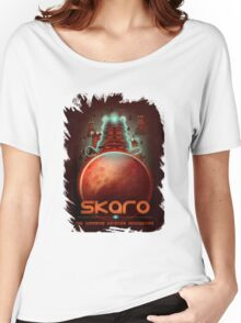 Travel To... Skaro! Women's Relaxed Fit T-Shirt