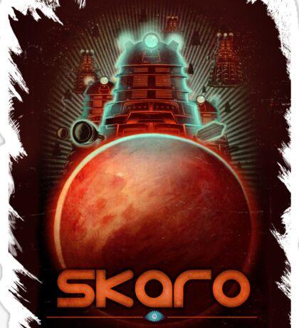 Travel To... Skaro! Sticker