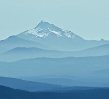 Mount Jefferson, Oregon by Cameron Booth