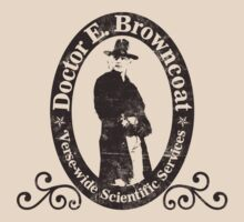 Doctor E. Browncoat by synaptyx