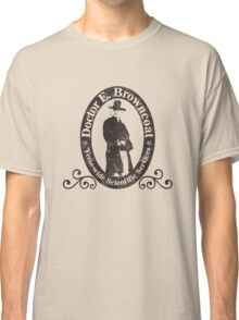 Doctor E. Browncoat Classic T-Shirt