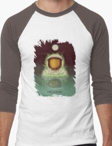 Travel To...  Lake Silencio Men's Baseball ¾ T-Shirt
