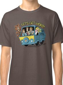 Let's Get Weird Classic T-Shirt