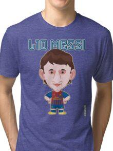 Leo Messi 2011/12 Tri-blend T-Shirt