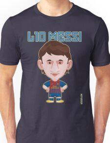 Leo Messi 2011/12 Unisex T-Shirt