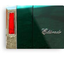 Cadillac Eldorado 1976 ~ Part One Metal Print