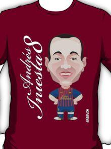 Andrés Iniesta 2011/12 T-Shirt
