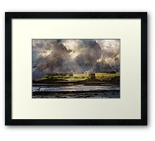 The Third 19th Century Tour of the Highlands. Framed Print