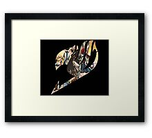 Fairy Tale Remade Logo Framed Print