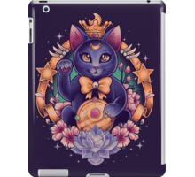 Maneki Luna iPad Case/Skin