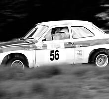 Ford Escort MK1 RS2000 by Willie Jackson
