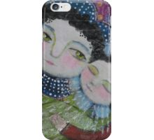 Mary and Child iPhone Case/Skin