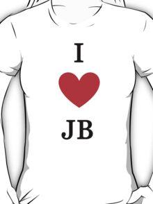 I love JB T-Shirt