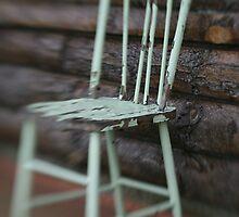 Farmhouse Chair by Jason Dymock Photography