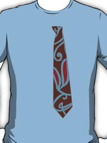 10th Doctor's Tie T-Shirt