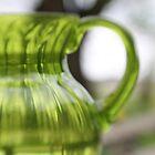 Little Green Jug by Jason Dymock Photography