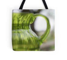 Little Green Jug Tote Bag