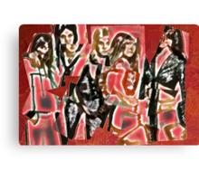 Cherry Bomb (The Runaways) Canvas Print