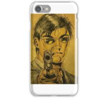 Hitman from Witchblade  iPhone Case/Skin