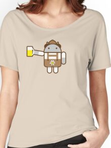DAS DROID Women's Relaxed Fit T-Shirt