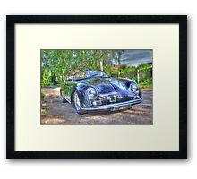 1955 Porsche Speedster Framed Print