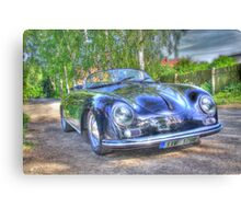 1955 Porsche Speedster Canvas Print