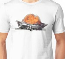 Increase Your Gears: The World Is Exploding! Unisex T-Shirt