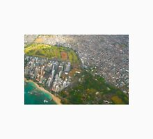 Areal view of Honolulu, OAHU HAWAII Unisex T-Shirt