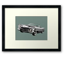 Increase The Gears Of Your Style! Framed Print