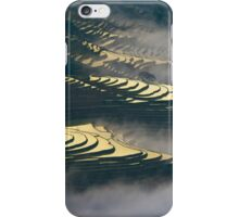 Yuanyang Terraced rice field 1 iPhone Case/Skin
