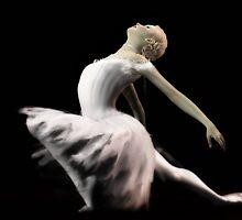 The White Swan by ellearden