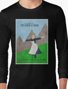 The Sound Of Music Long Sleeve T-Shirt