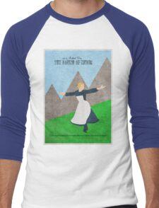 The Sound Of Music Men's Baseball ¾ T-Shirt