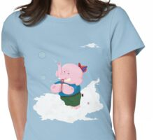 Phipphy the 'phant (1) Womens Fitted T-Shirt