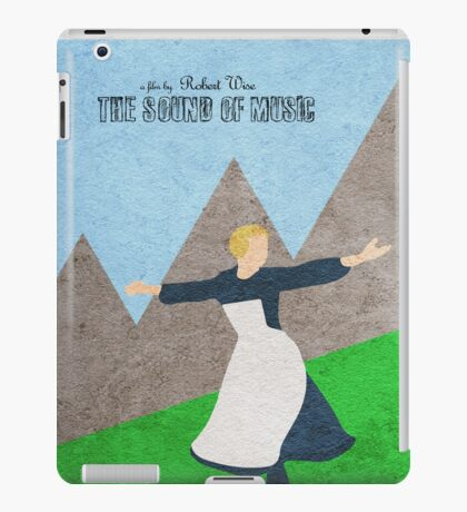 The Sound Of Music iPad Case/Skin