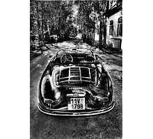 Porsche Speedster 1955 Photographic Print