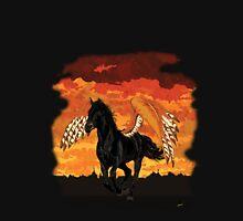 Winged Horse Unisex T-Shirt