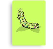 Caterpillar Canvas Print
