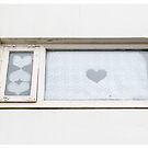 Hearts in Reykjavik 1 (Iceland) by Madeleine Marx-Bentley