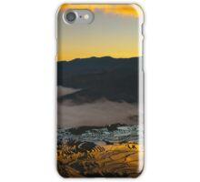 Yuanyang Terraced rice field 2 iPhone Case/Skin