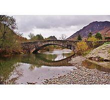 Grange Bridge. Photographic Print