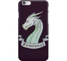 FEMINIST - Light Dragon iPhone Case/Skin