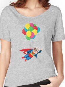 Super Carl Fredricksen Women's Relaxed Fit T-Shirt
