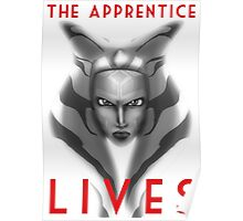 The apprentice lives Poster