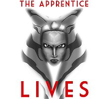 The apprentice lives Photographic Print