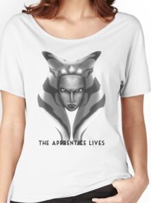 The apprentice lives Women's Relaxed Fit T-Shirt