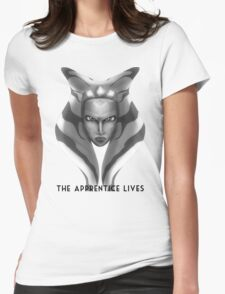 The apprentice lives Womens Fitted T-Shirt