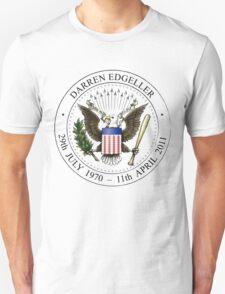 Darren Edgeller - White T-Shirt