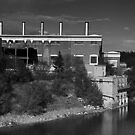Rossdale Power Plant by JCBimages